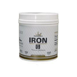 Iron Muscle Glutamine