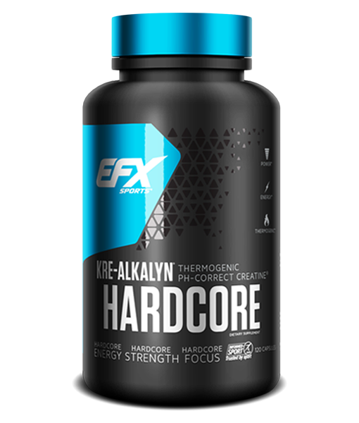 EFX Sports Kre-Alkyayn Hardcore Thermogenic Creatine