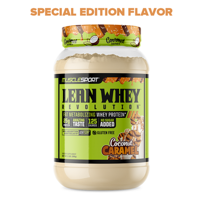 Lean Whey Revolution by MuscleSport