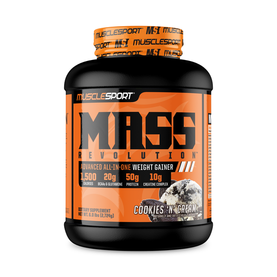 MuscleSport Mass Revolution