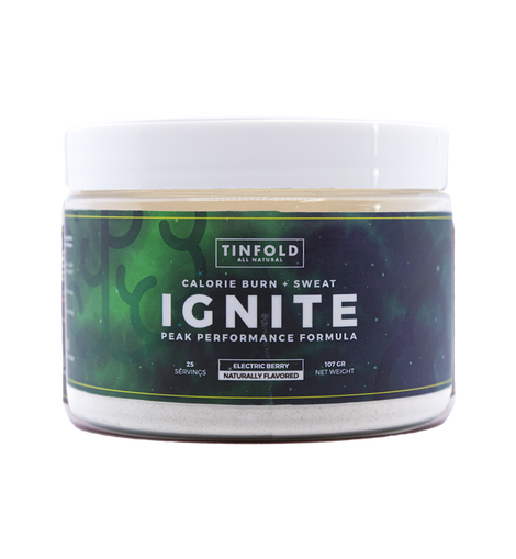 TinFold IGNITE Thermo + Sweat Booster