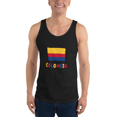 Unisex Tank Top COLOMBIA