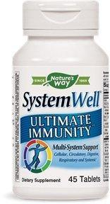 (45ct) SystemWell Immune System by Nature's Way - Green Apothecary, Inc. - 3376460315