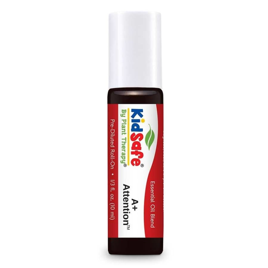 A+ Attention KidSafe (Roll-On) - Green Apothecary, Inc. - 680912011662