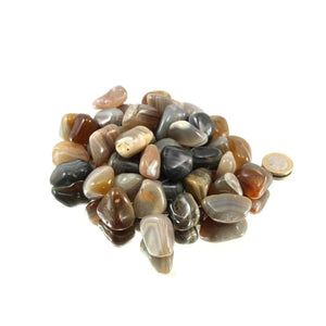Agate Natural Tumbled - Green Apothecary, Inc. - 178663836202