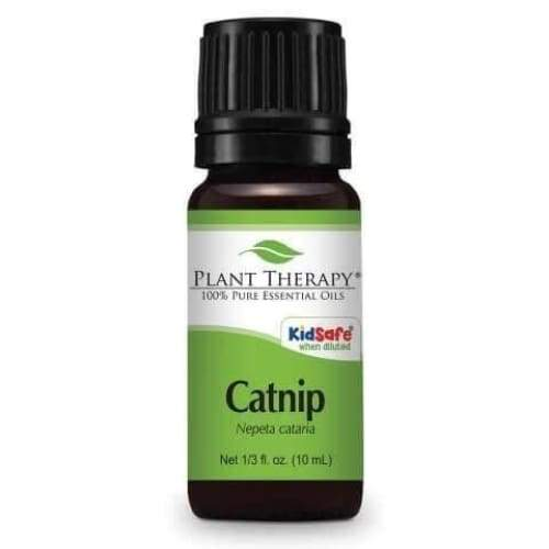 Catnip Essential Oil (10ml) - Green Apothecary, Inc. - 153573203177