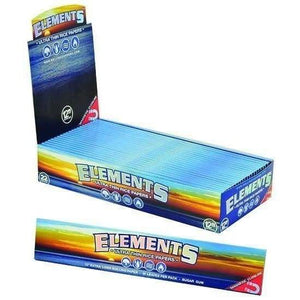 Elements Rolling Papers Foot Long! (24/pack) - Green Apothecary, Inc. - 716165174035