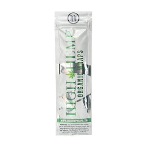High Hemp Wraps (25ct Box) - Green Apothecary, Inc. - 719499005280