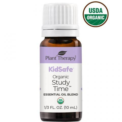 Study Time Organic KidSafe (10ml) - Green Apothecary, Inc. -