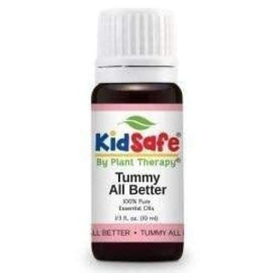 Tummy All Better KidSafe (10ml) - Green Apothecary, Inc. - 6123