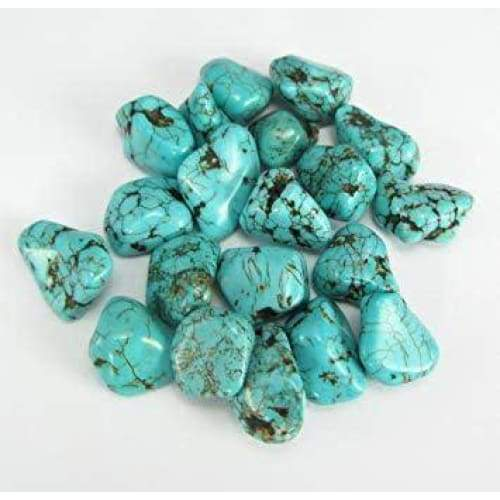Turquoise Tumbled - Green Apothecary, Inc. - 178661372184