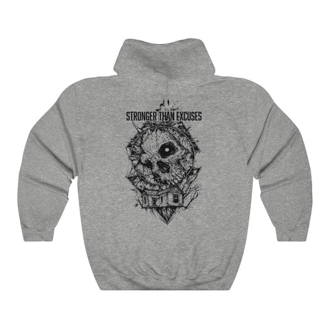 Stronger Than Excuses Hoodie
