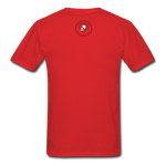 Loyalty Is Earned Raven Tee - red
