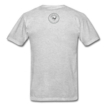 Loyalty Is Earned Raven Tee - heather gray