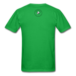 Loyalty Is Earned Raven Tee - bright green