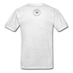 Loyalty Is Earned Raven Tee - light heather gray