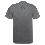 Loyalty Is Earned Raven Tee - mineral charcoal gray