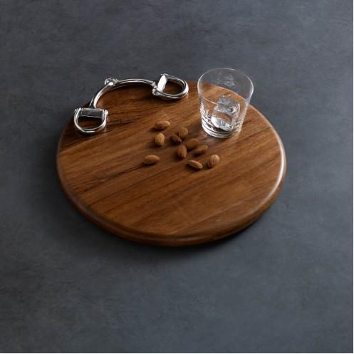 "Equestrian 12"" Cutting Board"