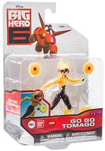 Go Go Tomago Baymax Character Toy