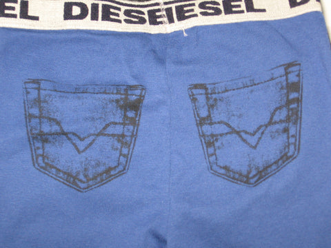 Baby Boys Diesel Ualis 2 Piece Set Boxers and Undershirt Size 24 months Only - Runwayz Boutique