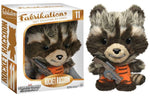Funko Fabrikations Rocket Racoon Toy Character Guardian of the Galaxy Movie