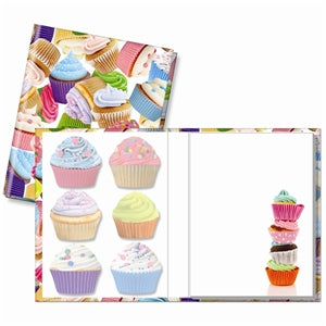 Cupcakes Sticky Note Set by Iscream - Runwayz Boutique