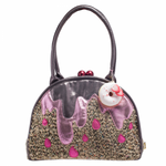 Ladies Irregular Choice Big Cake Handbag