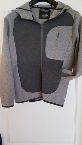MPG Mens Small Grey Spring Jacket