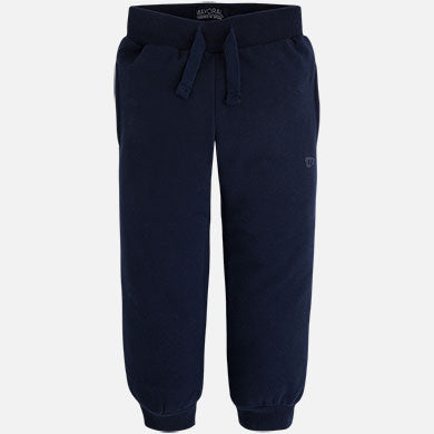 Mayoral Boys Navy Blue Jogging Pant style 725 - Runwayz Boutique