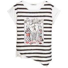 Mayoral Girls Youth Sparkling Sweet Soda Pop Bottles Top Style 6059
