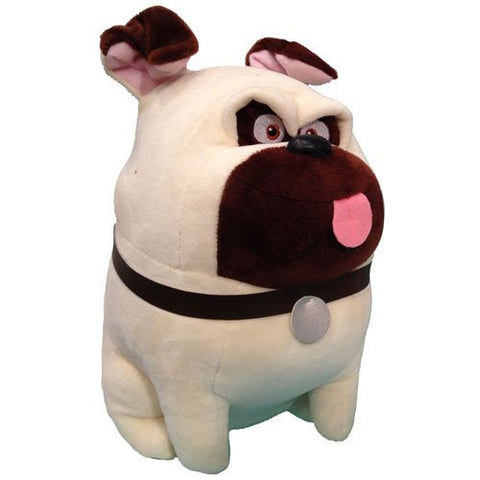 Mel Secret Life of Pets Bull Dog Stuffed Toy