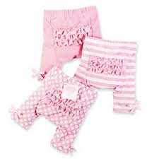 Baby Girls Mudpie Pink Playground Shorties