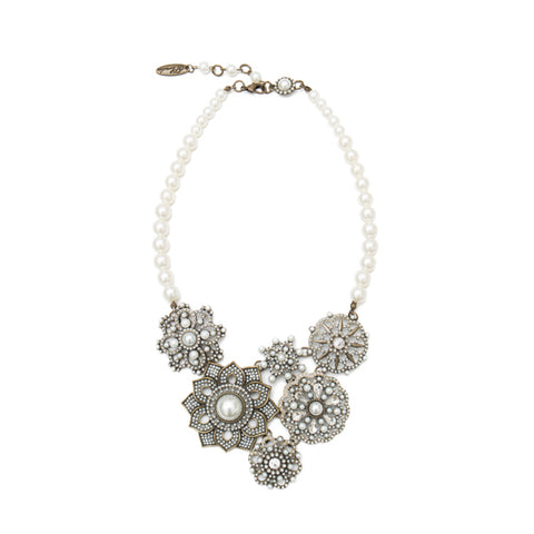 Ladies Rosemary Necklace by Plunder - Runwayz Boutique