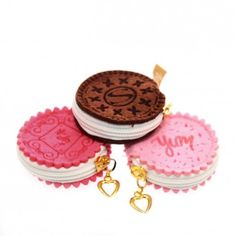 Cookie Coin Purse - Runwayz Boutique