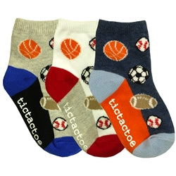 Boys Tic Tac Toe Socks