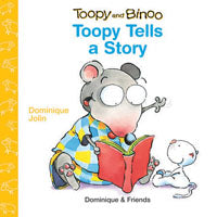 Toopy Tells a Story Book