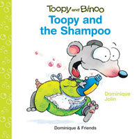 Toopy and the Shampoo Book - Runwayz Boutique