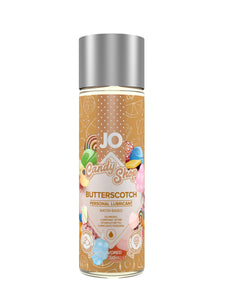 JO H2O - Butterscotch - Lubricant 2 Oz / 60 ml (T)