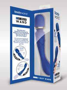 BODYWAND LUXE LARGE BLUE