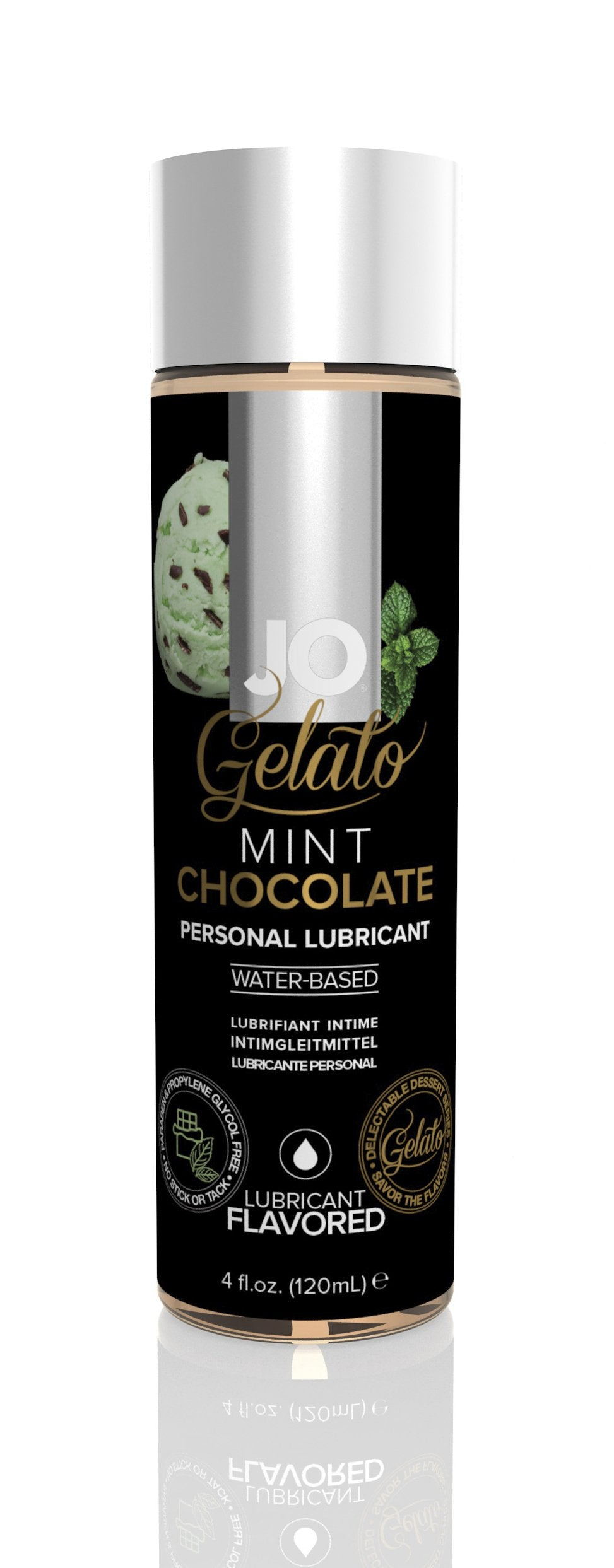 JO Gelato - Mint Chocolate 4 Oz / 120 ml
