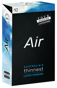 Condom Ultra Thin AIR 10PK 52mm