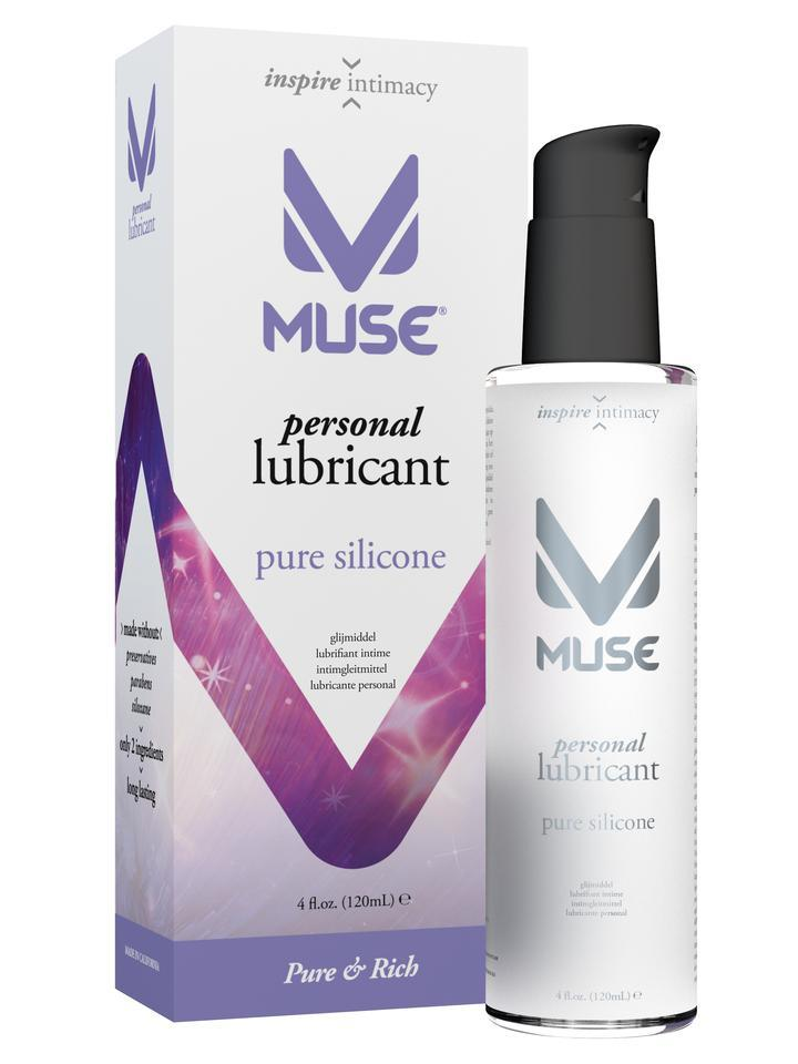 Muse Silicone 4 Oz / 120 ml (Pure Silcone)