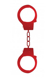 Beginners Handcuffs - Red