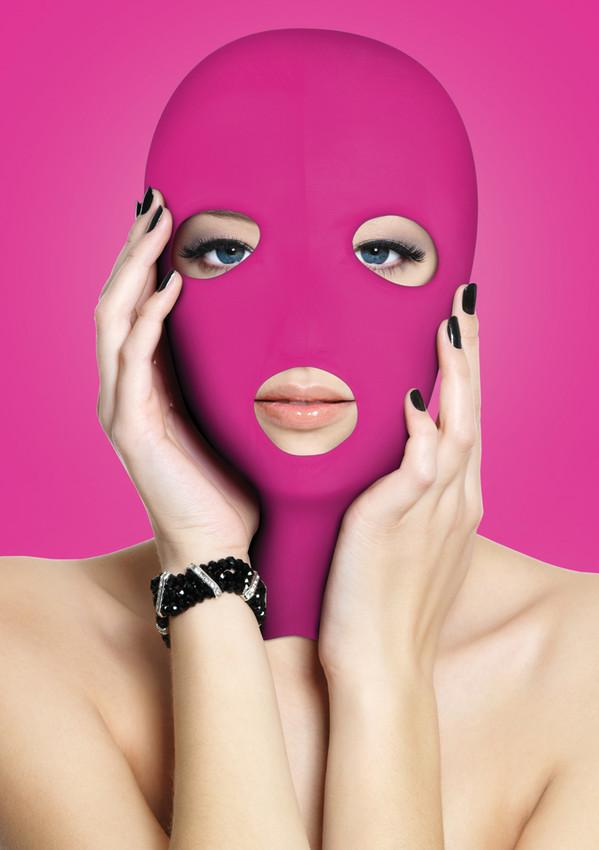 Subversion Mask - Pink