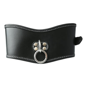 Edge Soft Leather Posture Collar