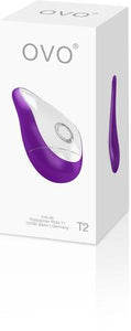 T2 Lay On - Violet White