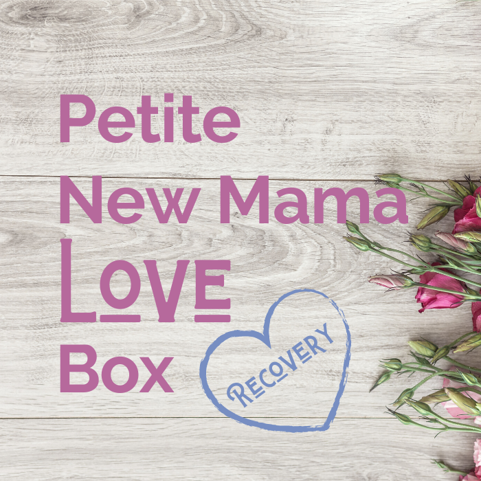 Petite New Mama Love Box