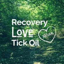 Load image into Gallery viewer, Recovery Love Tick Oil