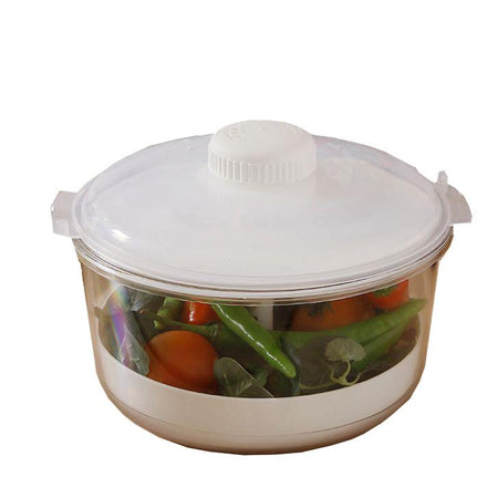 Trust Microwave Cooker - Rice Cooker / Vegetable Steamer - halfrate.in
