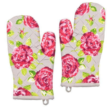 Useful Oven Glove set - Must in every Kitchen - halfrate.in